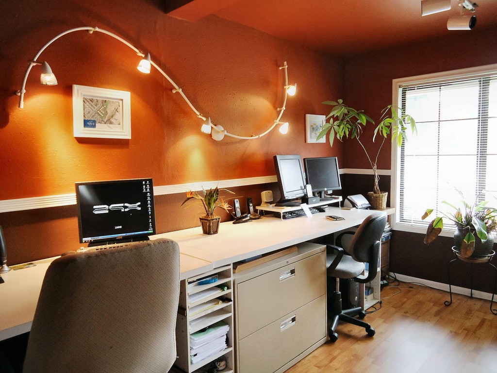 home office lighting