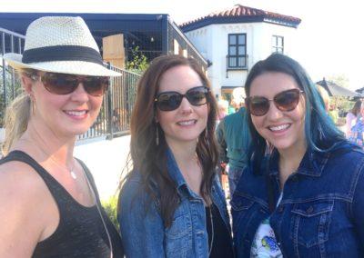 girls at Magnolia Table