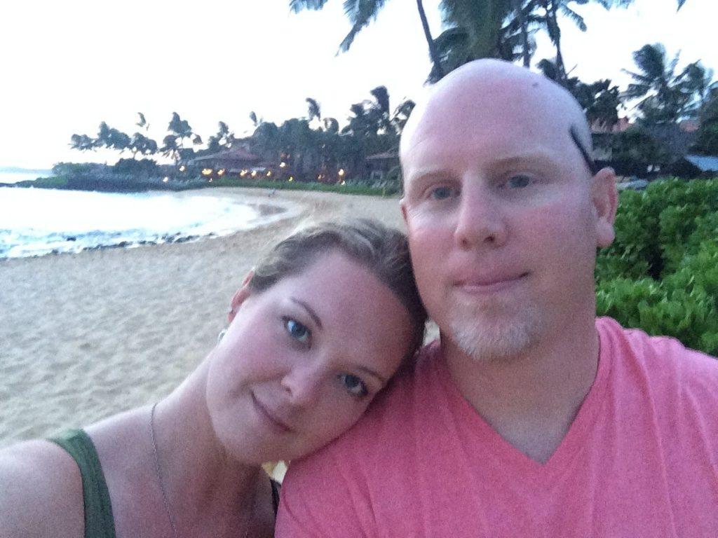 love-ly walks on the beach