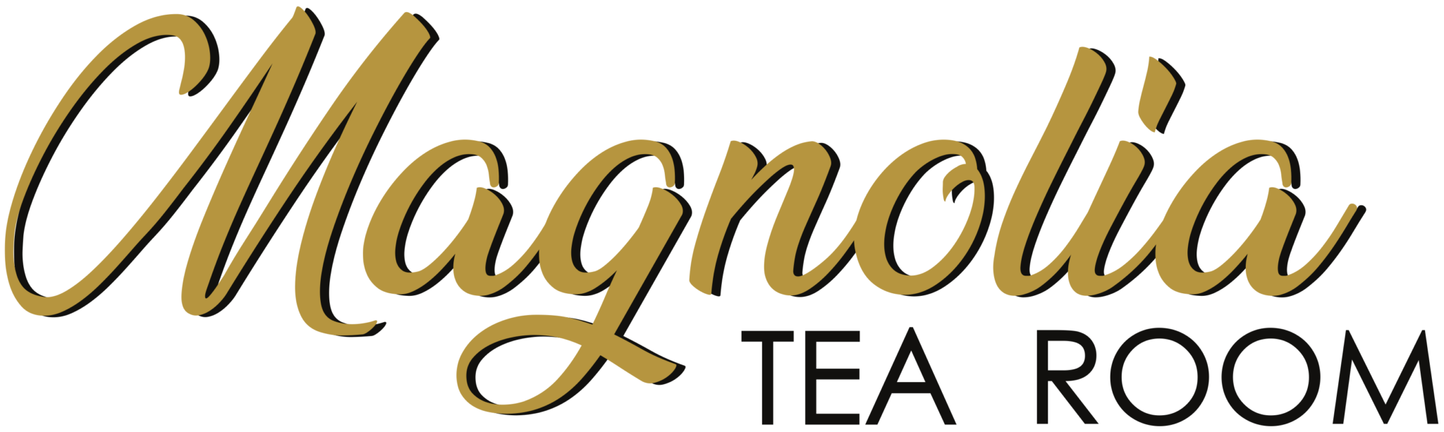 Magnolia Tea Room Transparent Logo