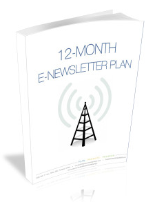 enewsletter plan