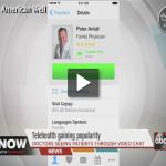 Your virtual doctor awaits - abc news