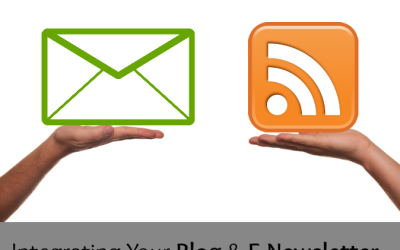 Hand in Hand: Blog and E-newsletter Integration