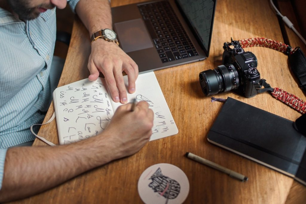 how to use photos for branding