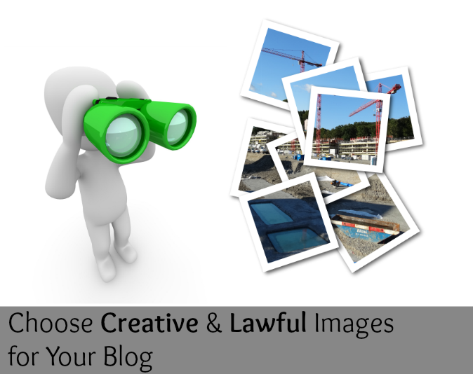 How to Find the Right Images for Your Blog