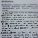define/dictionary