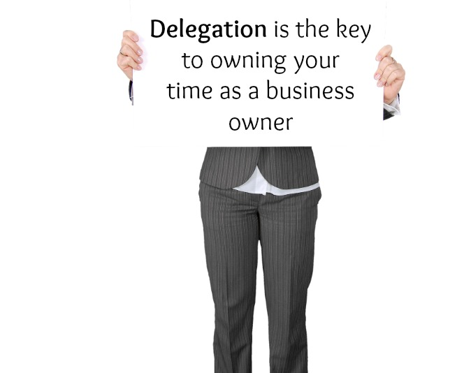 A Business Owner's Guide to Delegating