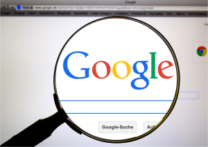 searching with Google