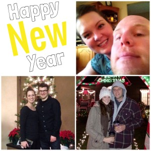 Happy New Year from Jamie, Sarah and Shawna!
