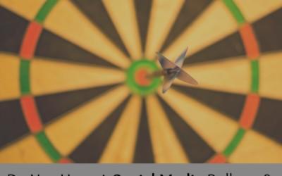 Do You Have a Social Media Bullseye?