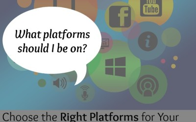 With So Many Social Media Platforms… Don't Over Do It!